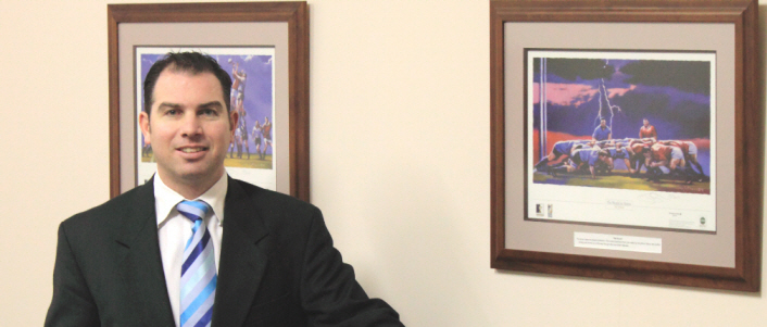 Tristan Dallas Financial Planner Burnie Tasmania